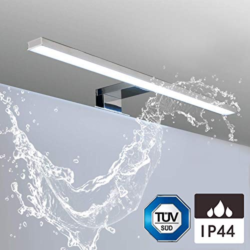 Aplique Espejo Baño LED Impermeable IP44 Kambo