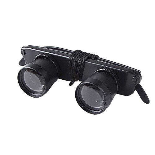 Rokoo Mode Gläser Teleskop Fernglas Lupe Auge tragen polarisierte Sonnenbrille für die Beobachtung Fußball Sport Angeln Reisen