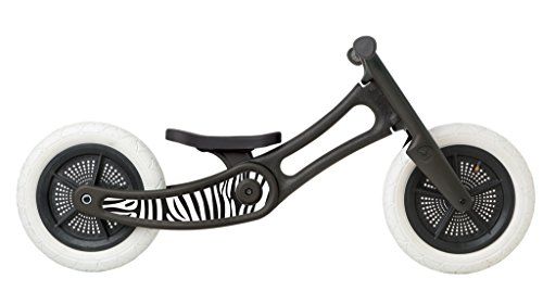 Sticker Zebra per Wishbone Bike Recycled, accessorio colorato per personalizzare la tua bicicletta