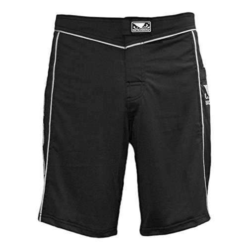 bad-boy-youth-fuzion-shorts-schwarz-grau-9-10