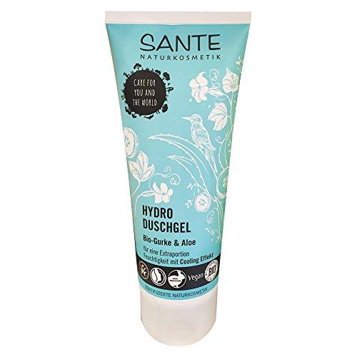Preisvergleich Produktbild SANTE Duschgel Hydro mit Gurke & Aloe Vera (200 ml)