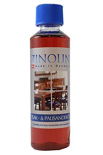 Teaköl & Palisanderöl zur Behandlung und Pflege von Edelholzoberflächen 250ml