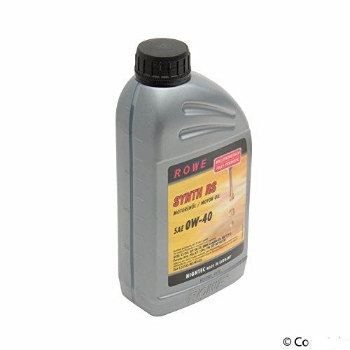 Preisvergleich Produktbild ROWE HIGHTEC SYNTH RS SAE 0W-40, 1 Liter