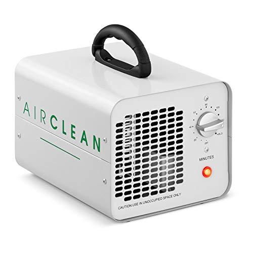 Generator-stahl-gehäuse (Ulsonix Ozongenerator Ozongerät Luftreiniger AIRCLEAN 7G-WL (7.000 mg/h, 94 W, Timer bis 120 min, Filter: Edelstahl))