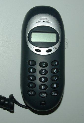 SMARTRONICS NS-71 - Téléphone filaire, 48V/AG3/1.5V -