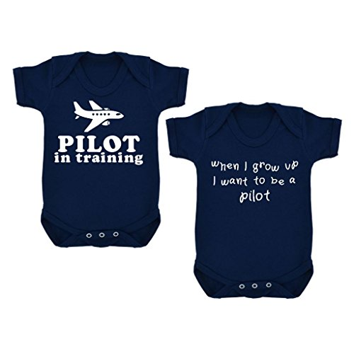 2er-pack-pilot-in-training-when-i-grow-up-baby-bodys-marineblau-mit-weissen-print-gr-68-blau-marineb