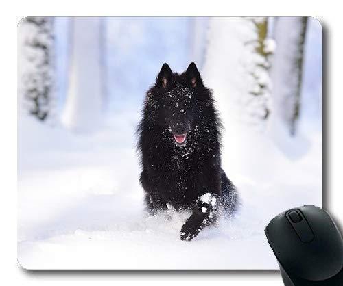 Individuelle Mousepad, Hunde große Maus - Pads, der Hund der Belgische schäferhund GRONENDEAL Lief der Hund, Gaming Mouse Pad -