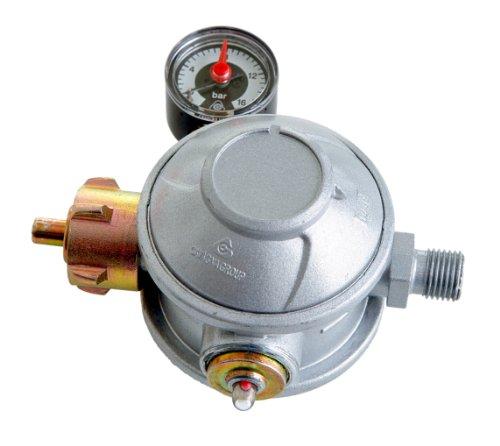 Paella World International Grillzubehör Gas-Überdruckregler, Mehrfarbig, 1-teilig