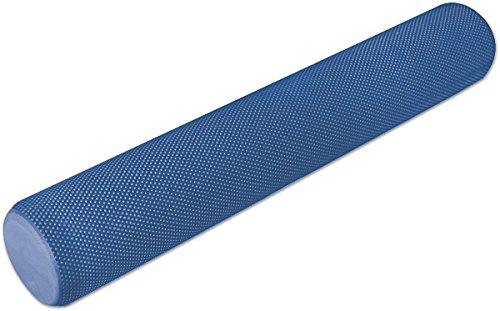 RS Vital GmbH RS Sports - Full Foam Roller/Pilates Foam Roller/Blackroll Alternative - Blau - Kunststoff - 90 x 150cm