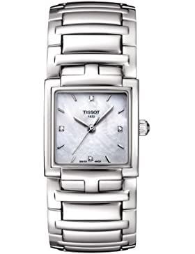 Tissot Damen-Uhren Quarz Analog T0513101111600