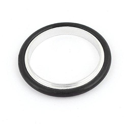 Aluminium KF50 Flansch Zentrum Ring Vakuum Pumpe Anschluss -
