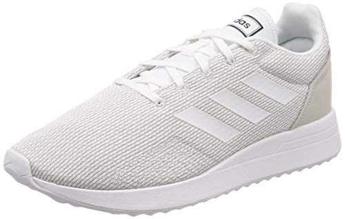 adidas Run70s, Chaussures de Fitness Femme, Blanc Ftwbla/Griuno 000, 39 1/3 EU