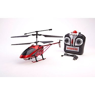 Addo Hurricane Surfer RC Helicopter - Red by Addo