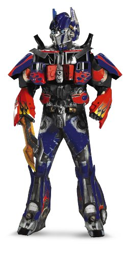 Adult Authentic Optimus Prime Fancy dress costume X-Large