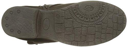 Dockers by Gerli - 36ka312-620312, Stivali a metà polpaccio con imbottitura leggera Donna Marrone (Braun (braun/dunkelbraun 312))