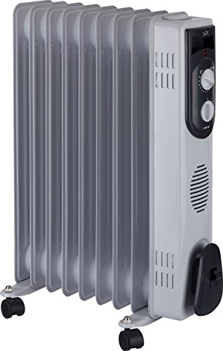 Jata R109 - Radiador de aceite con 9 elementos caloríficos