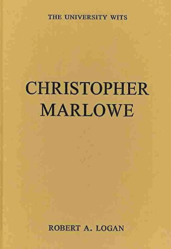 [Christopher Marlowe] (By: Robert J. Logan) [published: March, 2011]