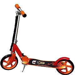 Idea Regalo - Monopattino FireBoard Scooter Monopattino per bambini Monopattino urbano Bambino 205mm pieghevole Tracolla
