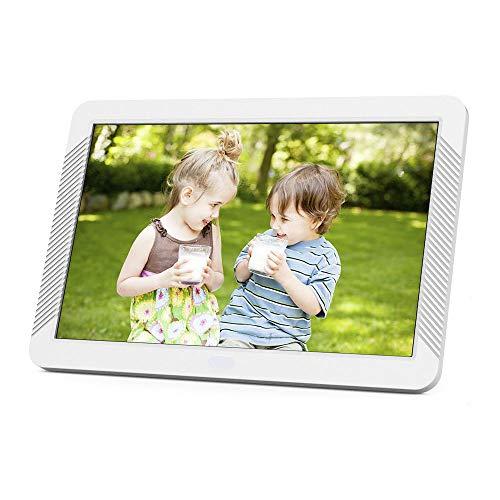 Cornice Digitale Con Sveglia E Calendario.Cornici Digitali Bianca 10 Migliore Piu Venduto