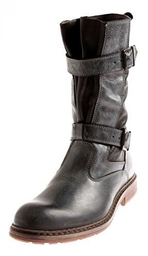 Wolky Cloud 9 Bequeme Stiefel Schuhe Aus Leder
