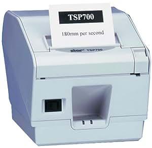 Star TSP 743D II-24 Imprimante à reçu deux couleurs thermique directe Rouleau (8,25 cm) 203 ppp jusqu'à 250 mm/sec s érie