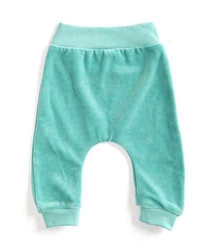 Jade-mädchen-hosen (Mundo melocotón Baby Mädchen (0-24 Monate) Hose Jade 74-80 cm)