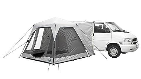 Easy Camp Spokane Auvent pour Tente Mixte Adulte, Gris/Argent, Taille Unique