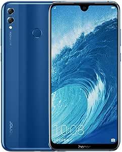 Huawei Honor 8X Max 128 GB Dual SIM blau: Amazon.de