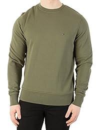 Tommy Hilfiger Basic Sweatshirt, Sudadera para Hombre