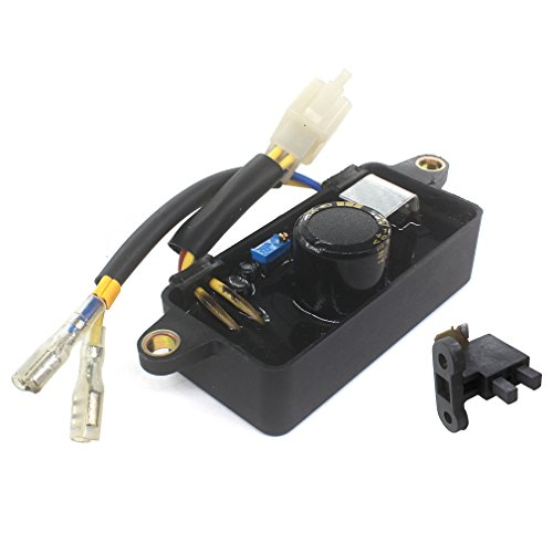 AISEN AVR Régulateur de Tension pour Groupe Electrogene 2000 Watts à 3000 Watts avec Charbon Balais