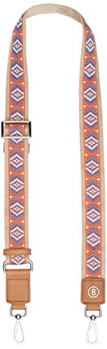 Bogner Damen Shoulderstrap Handtaschenhalter, Mehrfarbig (bunt), 1x1x3.5 cm