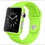 LISABOBO @ bluetooth montre intelligente pour les femmes montre-bracelet cadeau gsm appel reloj con carte sim android inteligente SmartWatch , black