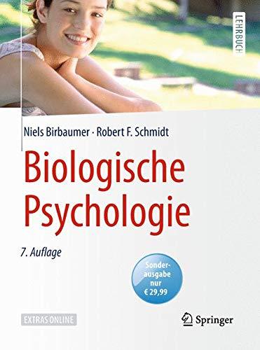 Biologische Psychologie (Springer-Lehrbuch)