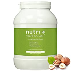 Nutri Plus Erbsen Reisprotein