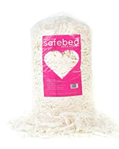 Petlife Safebed Paper Wool Small Animal Bedding for Rabbit, 2 Kg from PEUAR