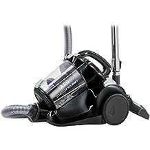 AEG ACC5110 Aspirador sin bolsa CyclonClean con cepillo DustPro de doble posición, suelos duros y