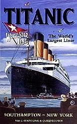 RMS Titantic, 1000-pc Hobbyist Quality Puzzle