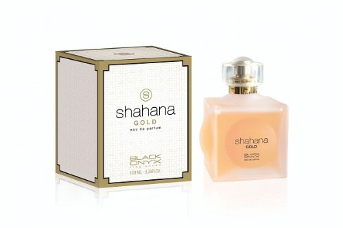Shahana GOLD Eau de Parfum Black Onyx Fragrances 100ml Spray by Black Onyx