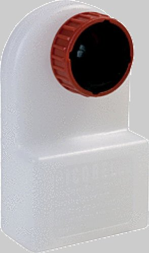 Heizkörper Entlüftungsbox 80ccm 100x60x30mm 1/2'