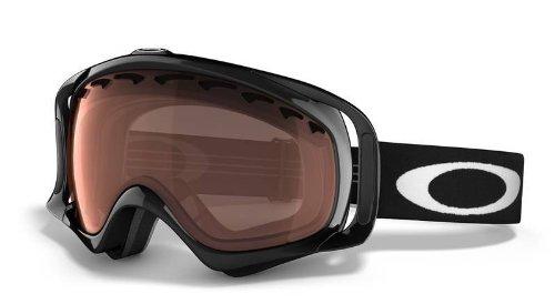 Oakley Crowbar Snow Skibrille/snowboardbrille Black one size