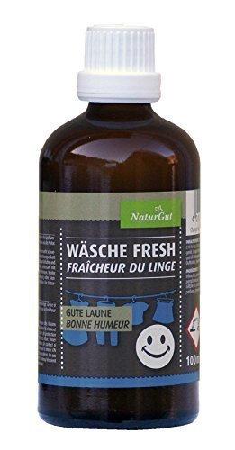 NaturGut Wäsche Fresh - Gute Laune, blumiger Wäscheduft 100ml