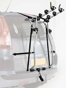 Porte-vélos pour hayon Citroen C-Crosser (5 Portes) - (depuis 07/2007 => ...) - 3 Vélos - Motorparadise