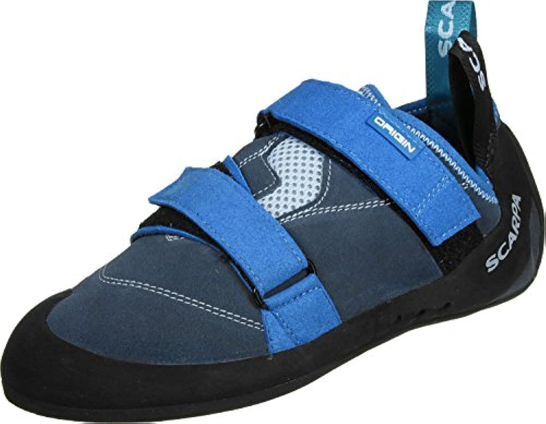 Scarpa - ORIGIN climbing shoe, size Schuhe (EUR):38;Scarpa-Farbe:irongray
