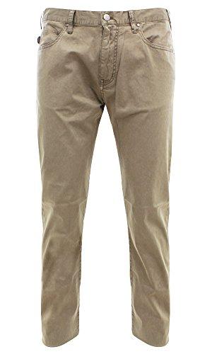 C6J74 FWP6 Armani Jeans Pantalone cinque tasche Verde 34 Uomo