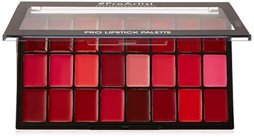 Freedom Makeup - Lippenstiftpalette - Pro Lipstick Palette x 24 Reds
