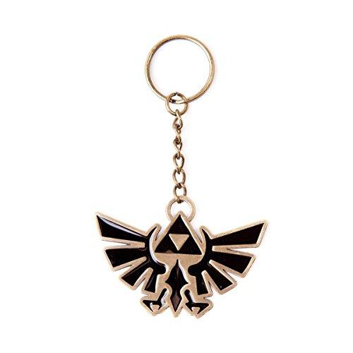 Preisvergleich Produktbild Zelda Accessoires Schlüsselanhänger Bird Enameled