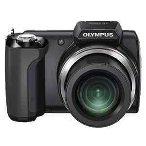 Olympus SP-610 UZ Appareil Photo Bridge 14 Mpix Zoom 22x Noir