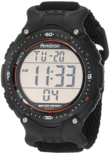 Armitron 408159BLK - Reloj para hombres