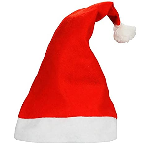YUYU Santa Hat Christmas costume accessories dance party supplies (2)