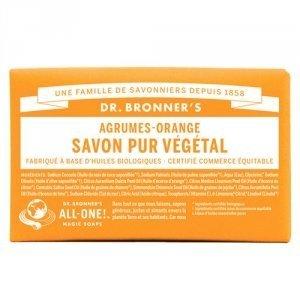 Jabón en pastilla del Dr. Bronner